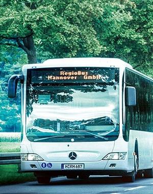 Bus, regiobus
